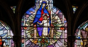 Stained Glass Windows to Celebrate the Millennium