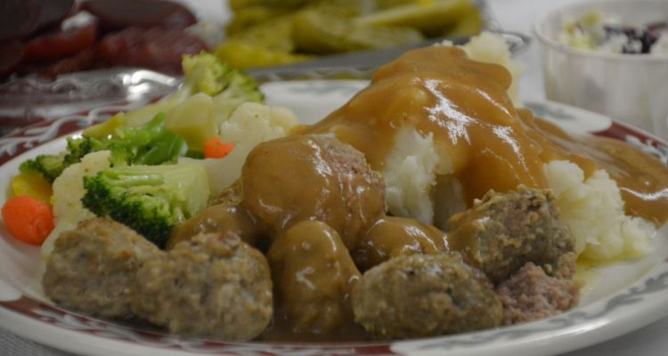 The Meatball Supper Fundraiser for My Church